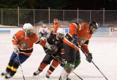 Hobby-Eishockeyspieler